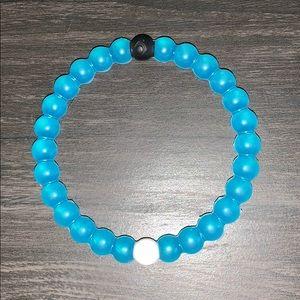 Medium Blue Lokai Bracelet